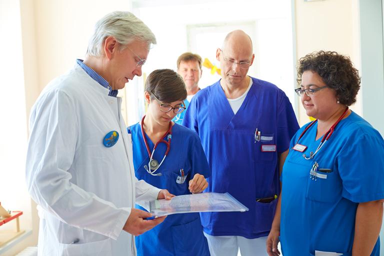Kinder Und Jugendheilkunde Klinik Hallerwiese De